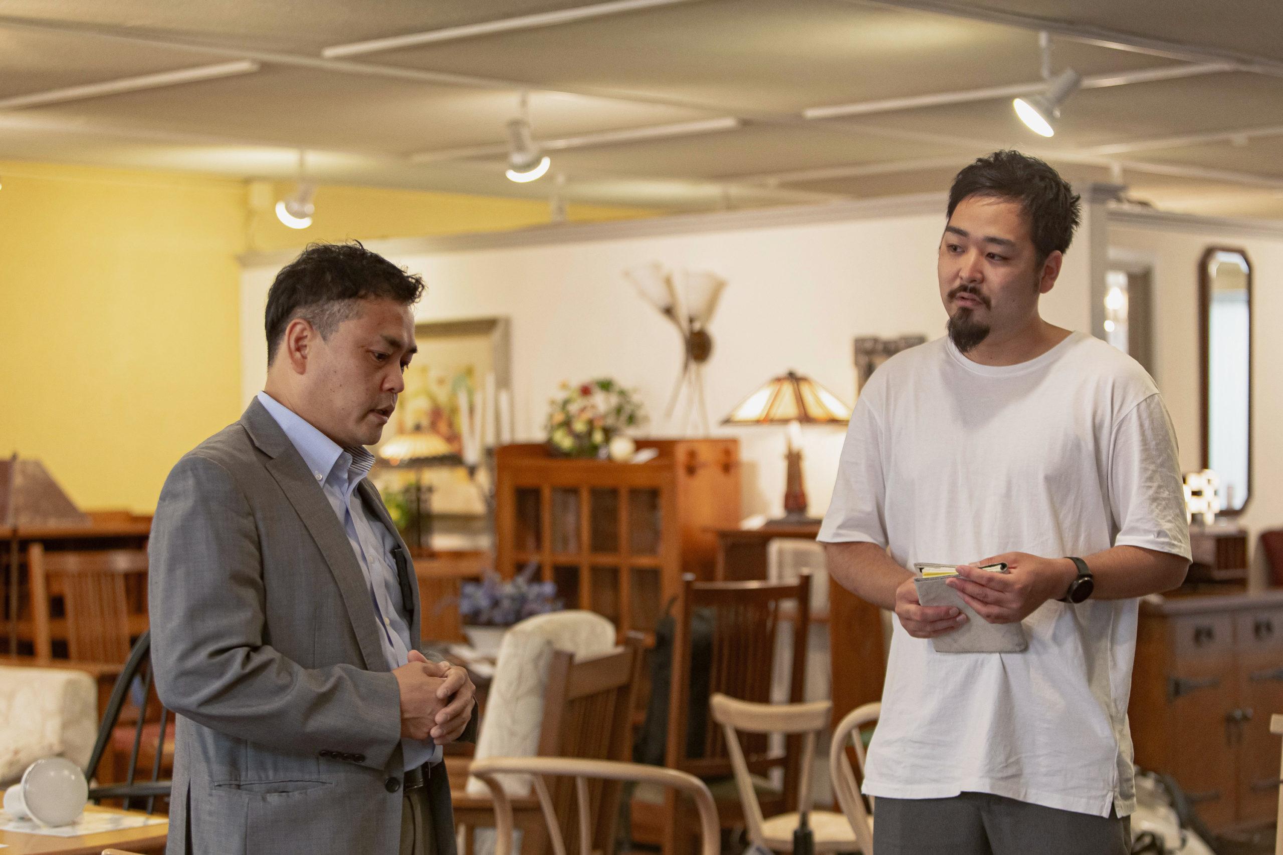 老舗家具ブランド「アーコール」について「ダニエル」代表咲寿さんにお話を伺いました。